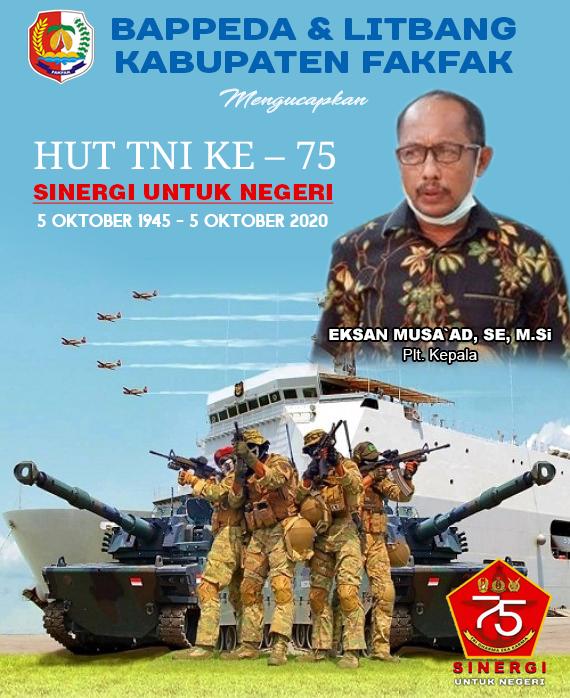 HUT TNI 2020-mataradarindonesia