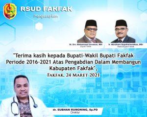 RSUD FAKFAK